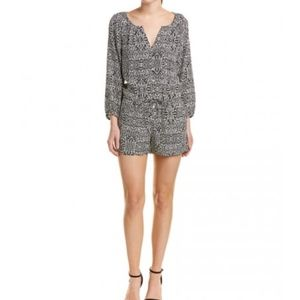 Alice & Trixie Silk Romper